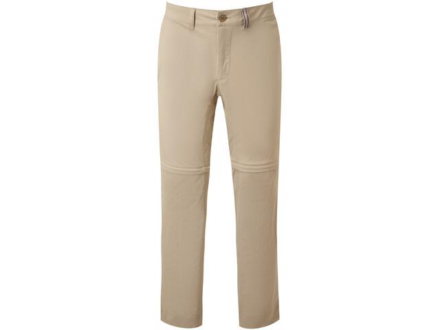 Sherpa Mausam Pantalones Zip Off Hombre, beige
